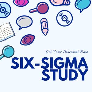 6SigmaStudy